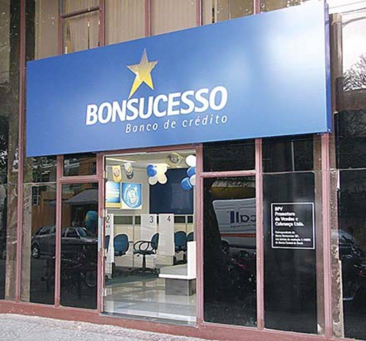 atendimento do Banco Bonsucesso
